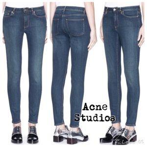 Acne Studios Skinny Jeans size 26/34